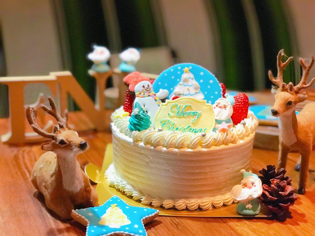 2018年クリスマスケーキ予約開始